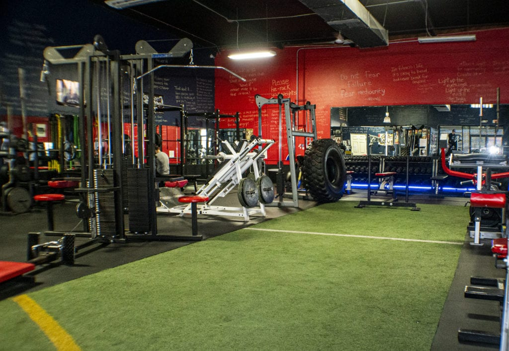 Come train with the best persoal trainers in tucson